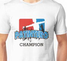 Laro ng Lahi Prints: patintero Unisex T-Shirt