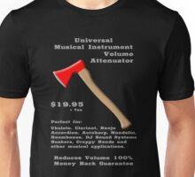 Universal Musical Instrument Volume Attenuator Unisex T-Shirt