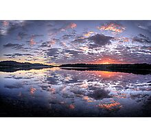 Promises - Narrabeen Lakes, Sydney,Australia - The HDR Experience Photographic Print