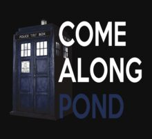 Come Along, Pond by GatewayLesbian