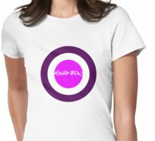 Hello (is it me you're looking for?) Womens Fitted T-Shirt