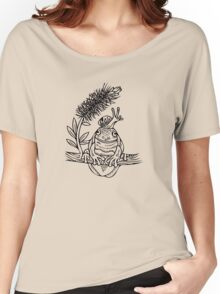 Snail on Frog Deux Women's Relaxed Fit T-Shirt