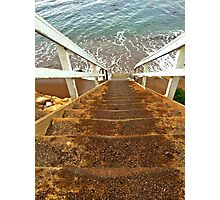 Stair way to heaven (Color) Photographic Print