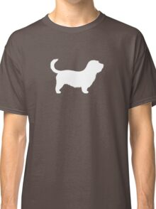 Glen of Imaal Terrier Silhouette(s) - Long Tail Classic T-Shirt