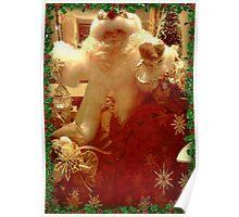 Father Christmas © Poster