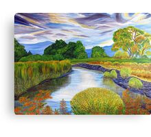 Forever is the Life of Nature. Canvas Print