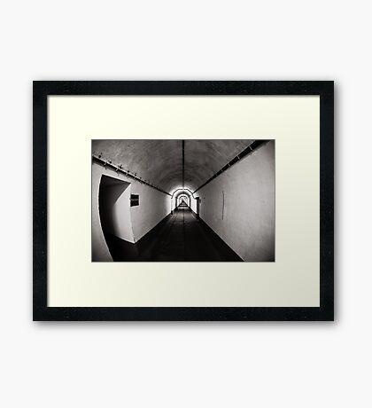 Fort Eben-Emael Framed Print
