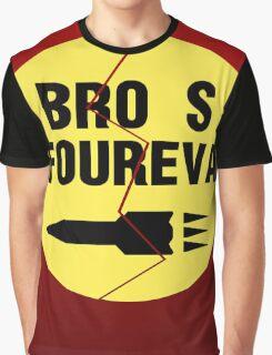 Bro s Foureva Graphic T-Shirt
