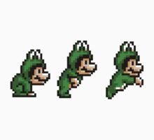 Frogsuit Mario - Hop Jump Go! Kids Clothes