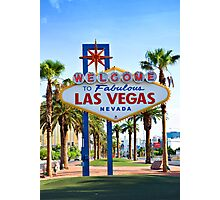 Las Vegas, Nevada Photographic Print