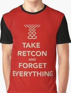 Take Retcon Graphic T-Shirt