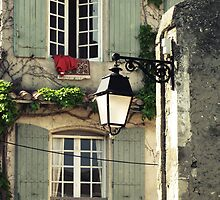 Lamp Post by Caroline Fournier