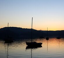 Tomales Bay by NancyC