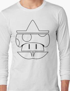 LINE'M UP Long Sleeve T-Shirt