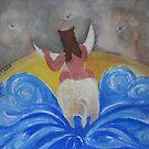 Le Taureau de Crete by AgnesZirini