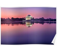 Jefferson Monument 2 Poster