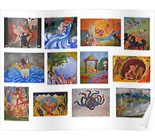 Les Douze Travaux d'Hercule Poster