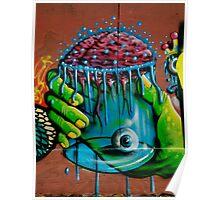 Paris Graffiti 2011 I Poster