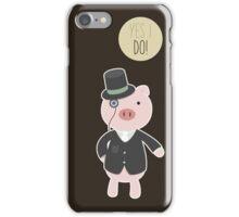 Yes I Do! - Groom iPhone Case/Skin