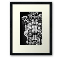 Another Beauty of Corn Exchange Framed Print