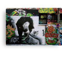 Paris Graffiti 2011 VI Canvas Print