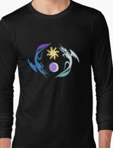 Equestria Flag - Friendship is Magic Long Sleeve T-Shirt