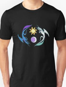 Equestria Flag - Friendship is Magic Unisex T-Shirt