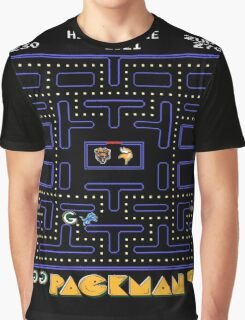Packman Graphic T-Shirt