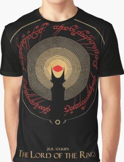 The Rings of Power Graphic T-Shirt