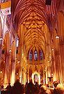 Inside God's House, NYC by John Carpenter