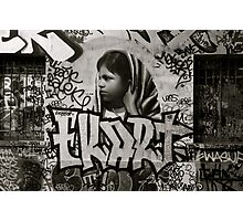 Paris Graffiti 2011 VIII Photographic Print