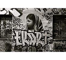 Paris Graffiti 2011 VIII Photographic Print