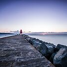 Poolbeg, Dublin, Ireland by Alessio Michelini