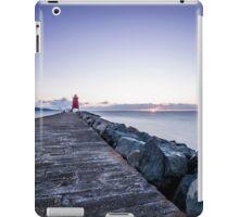 Poolbeg, Dublin, Ireland iPad Case/Skin