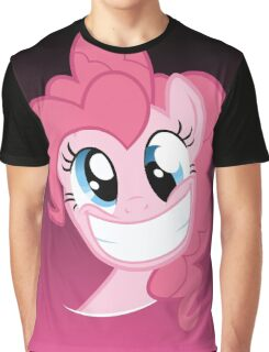 Pinkie Pie Party in my Head no text Graphic T-Shirt