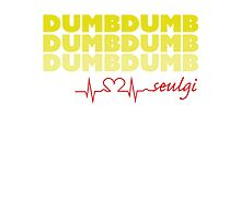 Red Velvet Seulgi Dumb Dumb Photographic Print