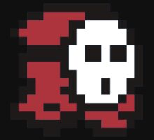 8-bit Shy Guy by mymarbear