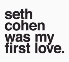 Seth Cohen  by disfor