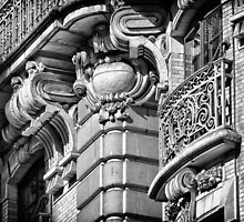 Ansonia Building Detail 10 by BlackRussian