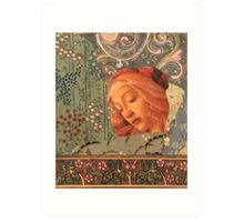 Queen of Heaven Art Print