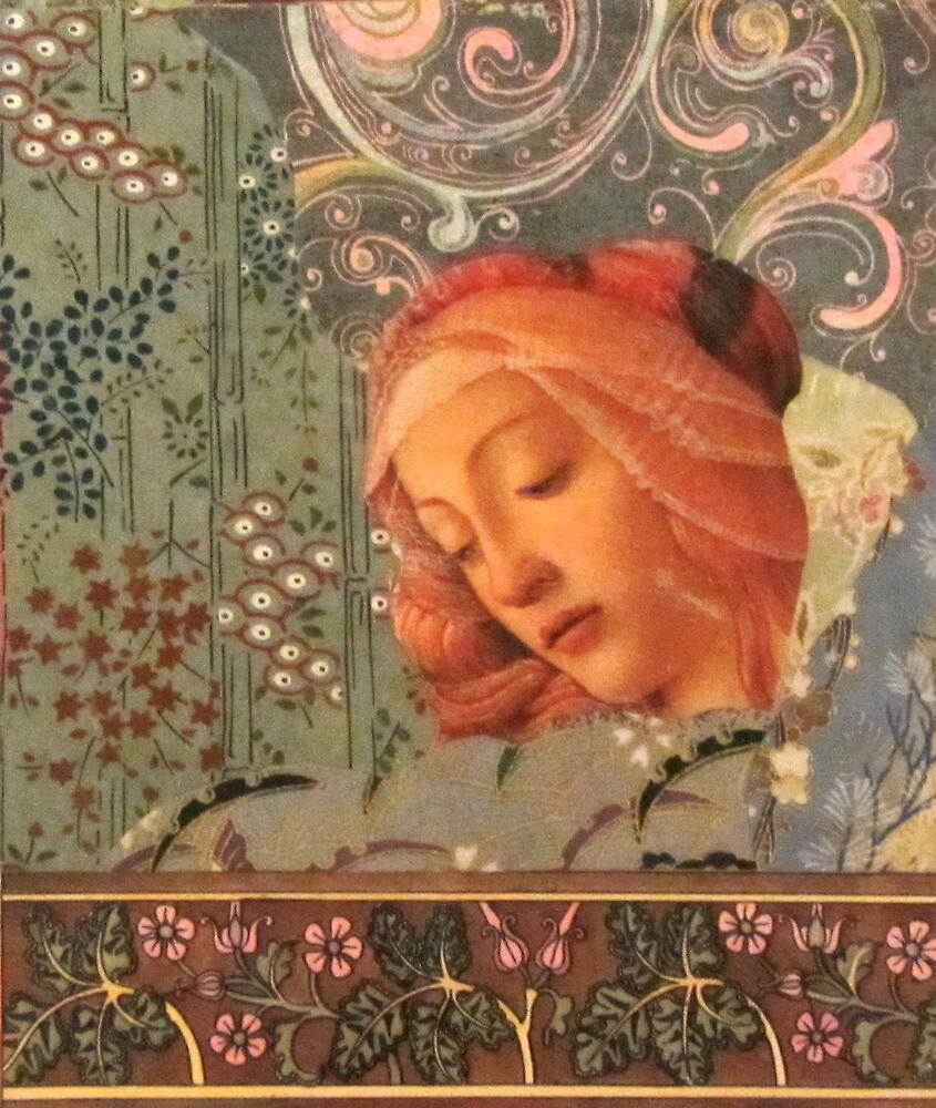 Queen of Heaven by Kanchan Mahon