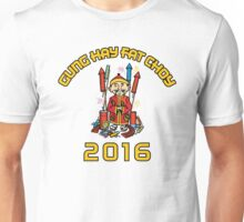 Chinese New Year 2016 Gung Hay Fat Choy Unisex T-Shirt