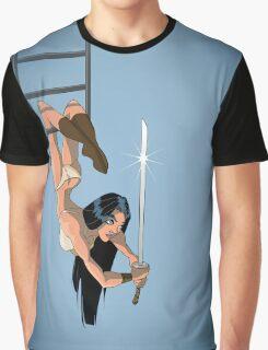 KATANA Graphic T-Shirt