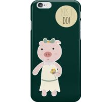Yes I Do! - Bride iPhone Case/Skin