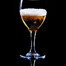 Glass of Beer by Gert Lavsen
