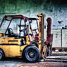 Fork Lifts by Gert Lavsen