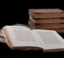 Old Books by Gert Lavsen