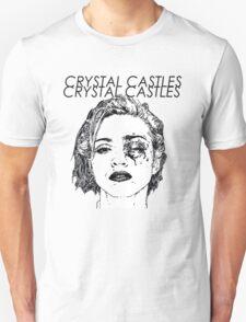 Crystal Castles Shirt RETRO T-Shirt
