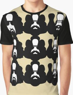 M.C. LEBOWSKI Graphic T-Shirt