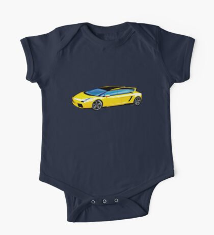 Lamborghini Gallardo Estate Wagon Deluxe One Piece - Short Sleeve